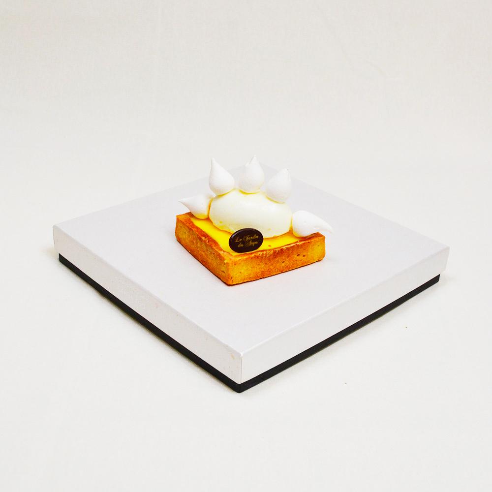 tarte citron revisitée