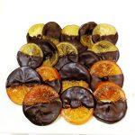 Orange au chocolat